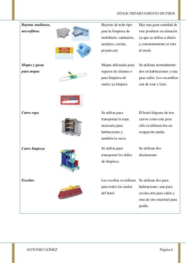 Tarea 4 stock productos de limpieza - Productos limpieza cocina ...