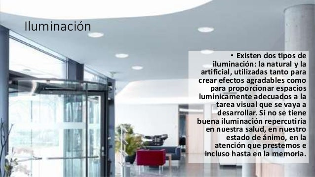Dise O De Interiores Y Ambientaci N En La Arquitectura