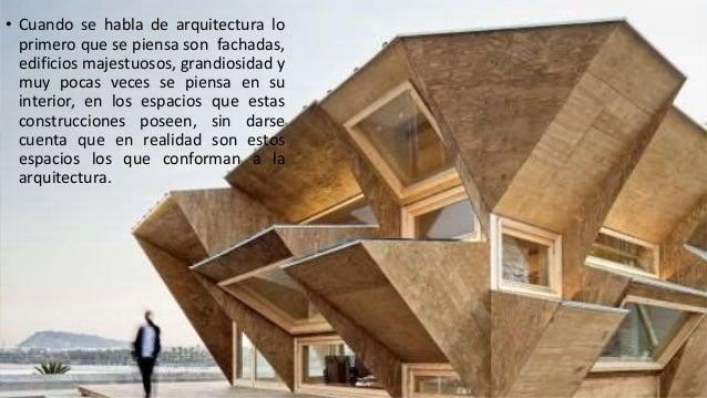 Dise o de interiores y ambientaci n en la arquitectura for Blog arquitectura y diseno