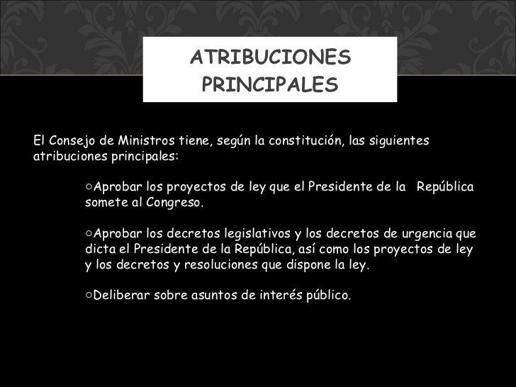Ministerios del per for Clausula suelo consejo de ministros