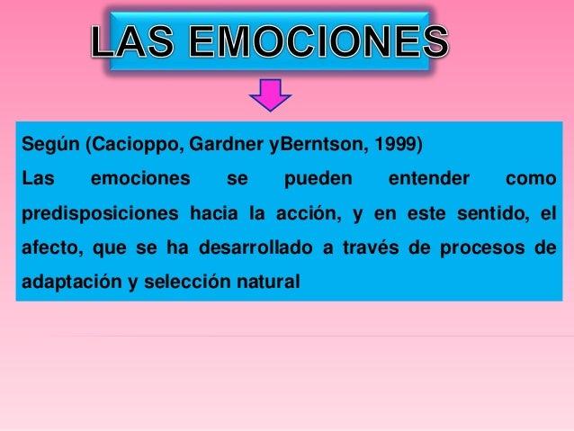 El afecto, o la estructura afectiva de las emociones se convierte en un elemento fundamental del análisis científico de la...
