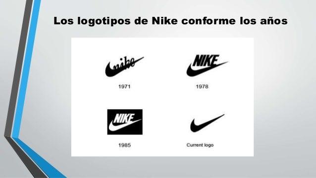 diseño exquisito 2019 real presentación Historia del logotipo de nike