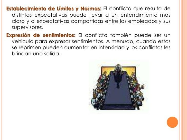 Establecimiento de Límites y Normas: El conflicto que resulta de distintas expectativas puede llevar a un entendimiento ma...