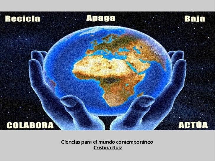 Tarea global4 Cristina Ruiz