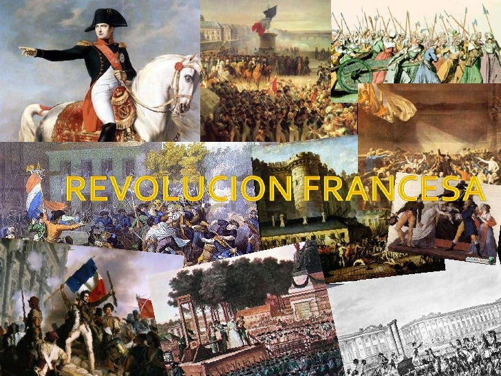 La Revolución francesa fue un conflicto social y político, mas importante que se produjo en Europa a finales del sigo XVII...