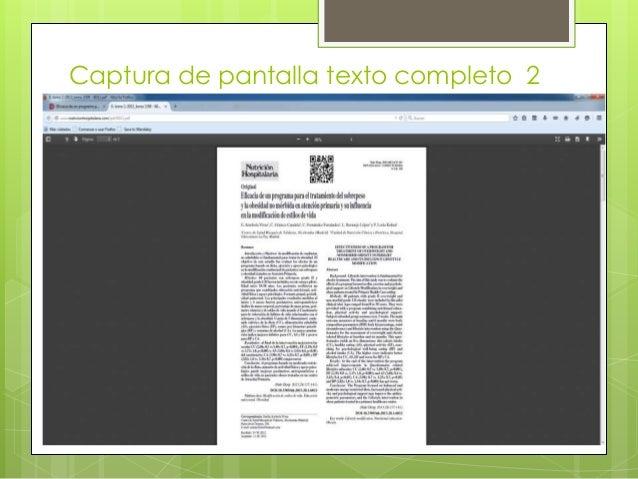 Captura de pantalla texto completo 2