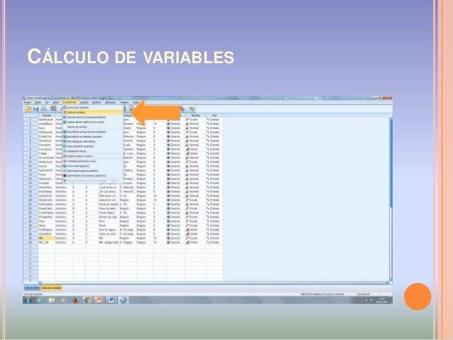 CÁLCULO DE VARIABLES