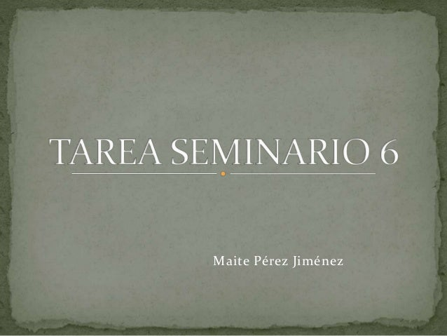 Maite Pérez Jiménez