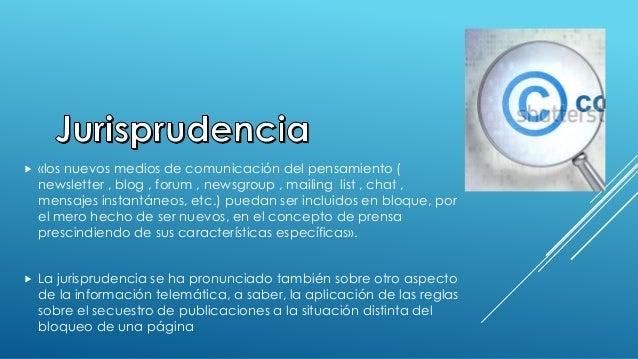  «los nuevos medios de comunicación del pensamiento ( newsletter , blog , forum , newsgroup , mailing list , chat , mensa...