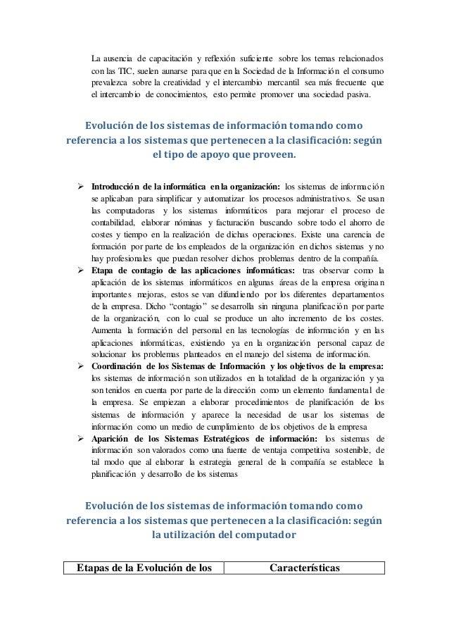 SISTEMAS DE INFORMACION Slide 3