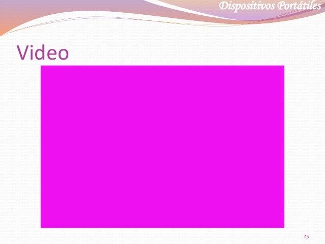 Dispositivos Portátiles Video 25