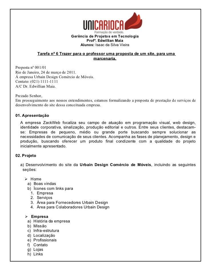 Gerência de Projetos em Tecnologia                                      Profº. Edwillian Maia                             ...