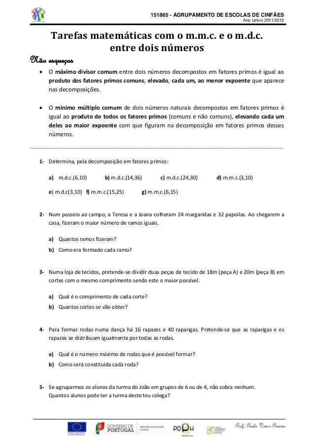 151865 - AGRUPAMENTO DE ESCOLAS DE CINFÃES                                                                                ...