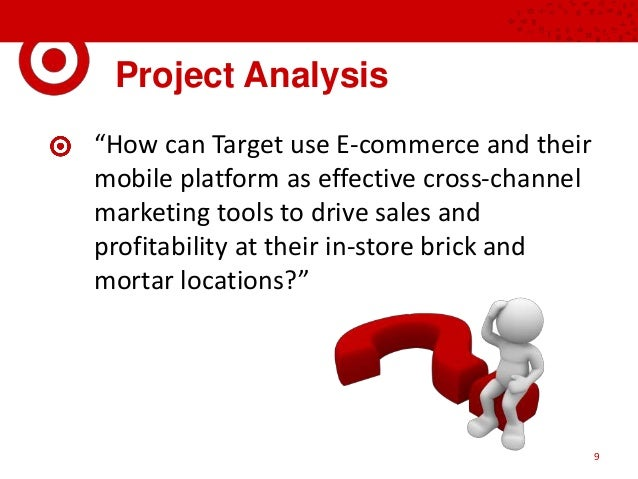 Target E-commerce marketing plan