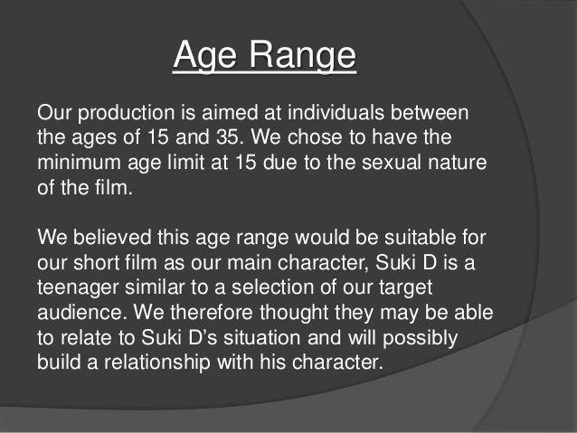 Target Audience Slide 2