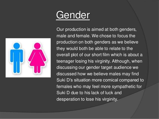 Target Audience Slide 3