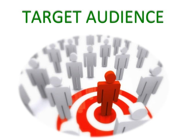 changing the target audience in retail A target audience is a segment of the population that has a specific opportunity to take action on the problem you have identified the target audience may also be a segment of the population that is specifically affected by the problem you have identified.