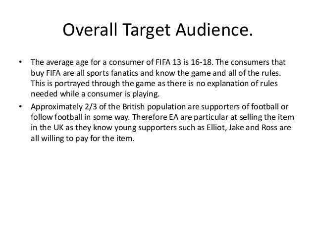 Target ea sports