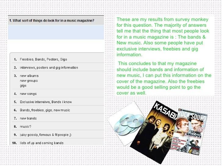 Survey Monkey Food Network Survey