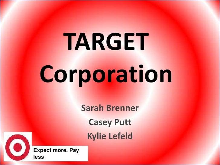 Target Co.