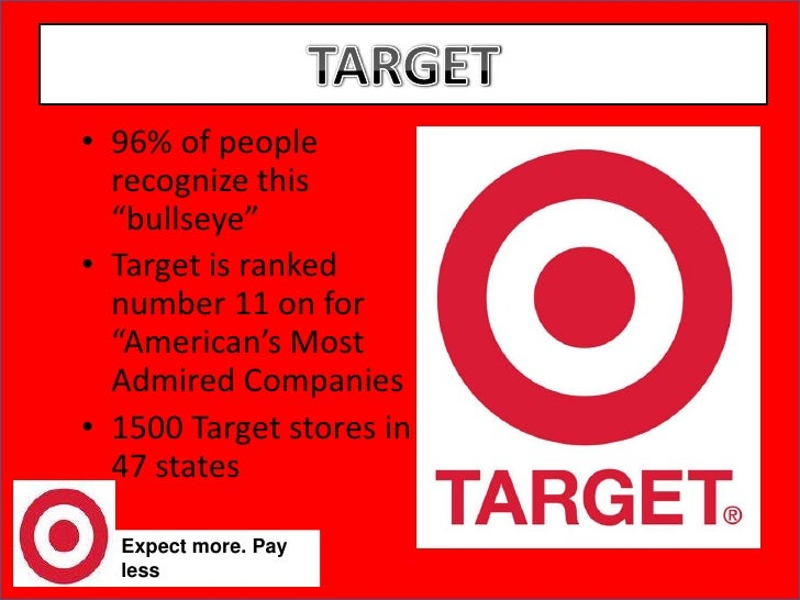 Target Co.