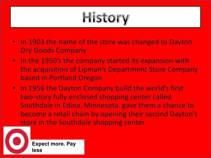 Target corporation employee stock options