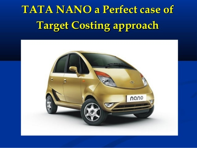 Positioning the Tata Nano (A) Case Solution & Answer