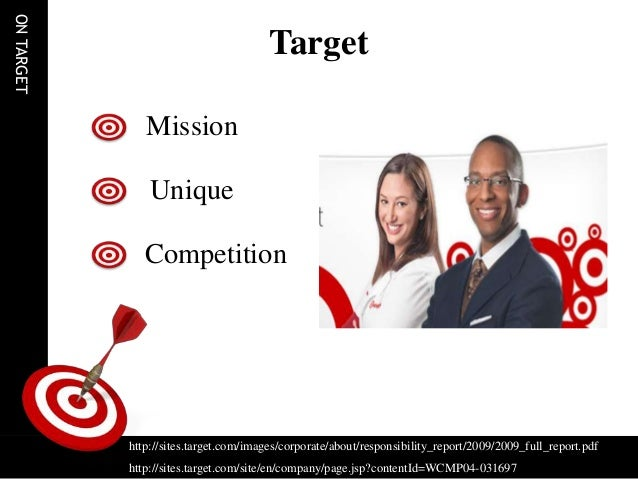 target corporate responsibility report 2009