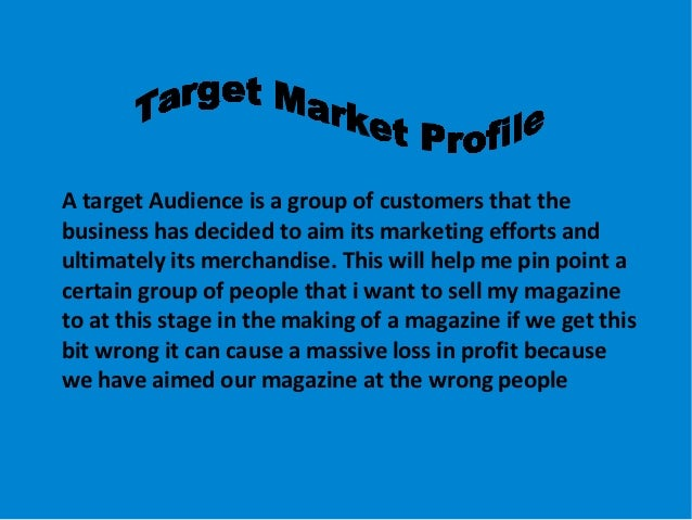 target marketing for cinema consumers