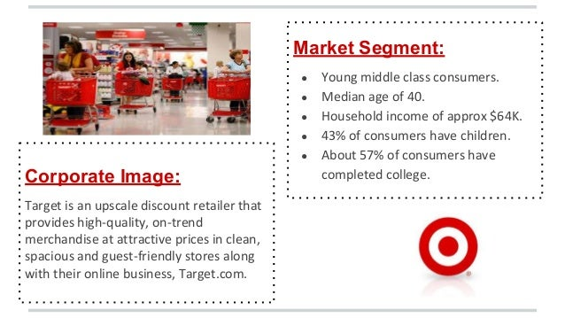 target corporation marketing strategy