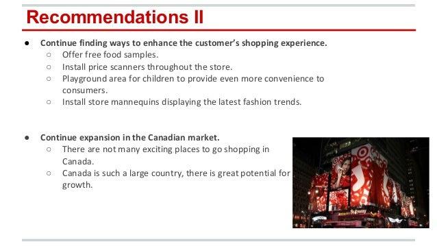 Target Corporation Market Analysis
