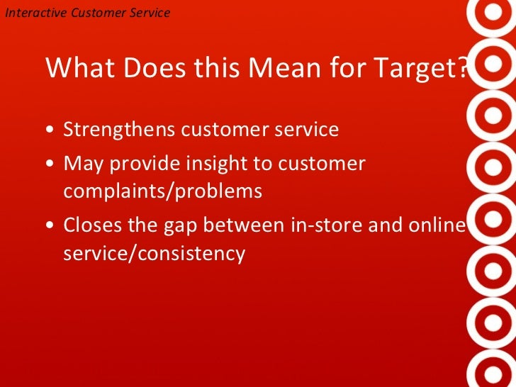 Target Marketing Case Project