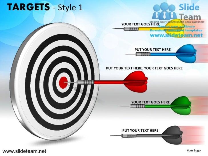 Targets bullseye darts goals style design 1 powerpoint presentation t targets bullseye darts goals style design 1 powerpoint presentation templates maxwellsz