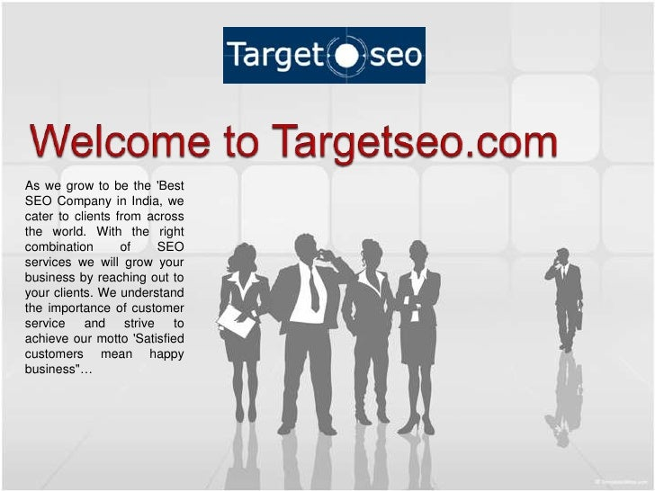 As we grow to be the BestSEO Company in India, wecater to clients from acrossthe world. With the rightcombination       of...