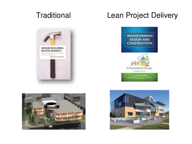 Traditional Lean Project Delivery