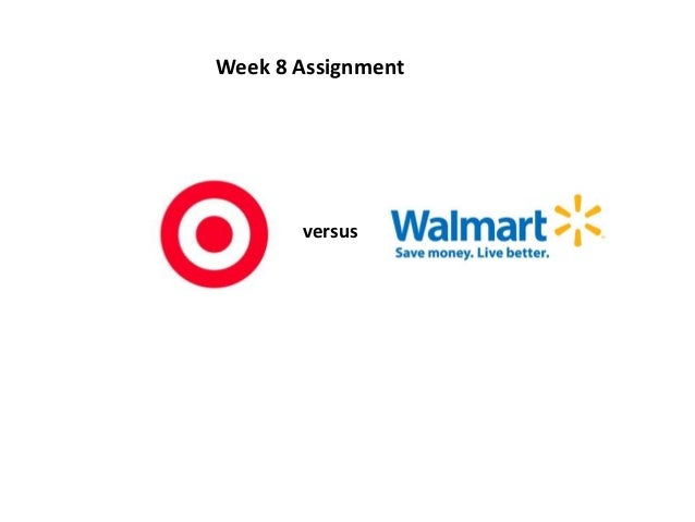 a competitive analysis of target versus walmart Walmart vs target two of the largest retailers in america competing for consumer attention and share of wallet some might argue there is no contest here as walmart (#1 on the fortune-500 list) generates more than 6 times the revenue of target ($469 billion vs $73 billion.