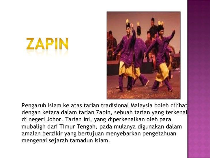 Tarian Di Malaysia