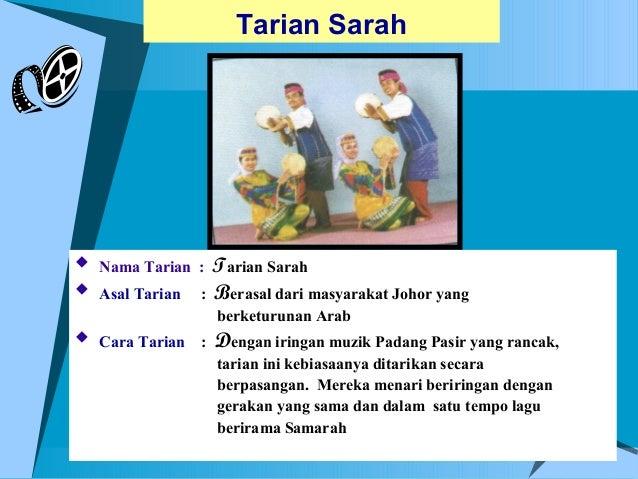 Tarian Melayu Johor