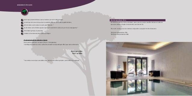 carte des tarifs 2014 du spa aromassane montpellier massane. Black Bedroom Furniture Sets. Home Design Ideas