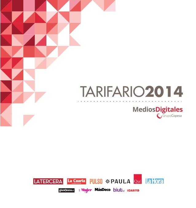 TARIFARIO2014
