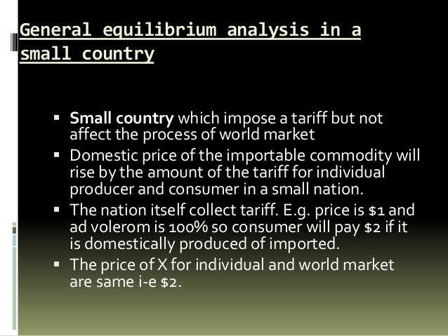 General equilibrium theory ppt video online download.