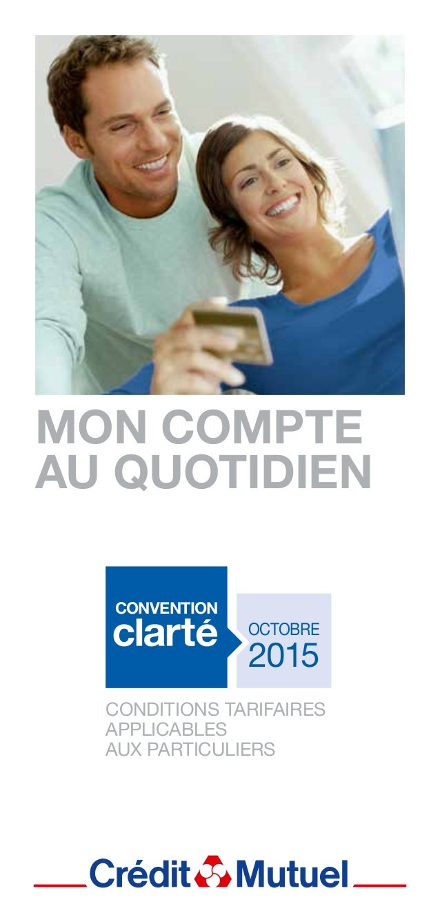 Tarifs Credit Mutuel Ile De France