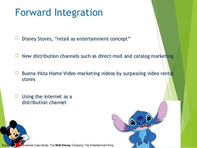 Walt disney marketing case study