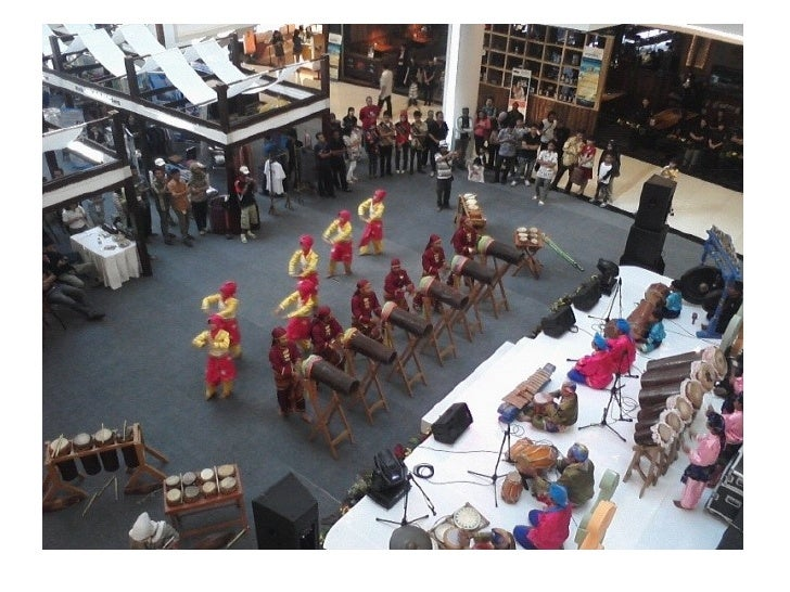 Tari Rampak Bedug untuk Ramadhan di Mall-Mall Jakarta Slide 2