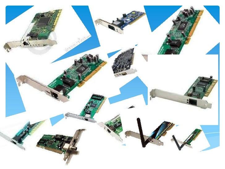 Una tarjeta de red o adaptador de red esun periférico que permite la comunicación conaparatos conectados entre si y tambié...