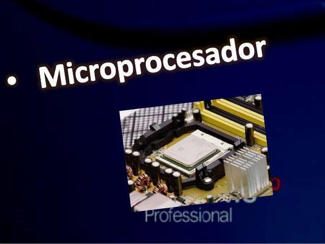 Tarjeta madre memoria ram y microprocesador