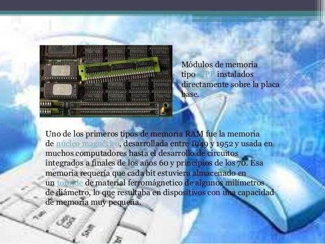 Circuito Integrado De Dimensiones Muy Pequeñas : Tarjeta madre ram y microprosesador