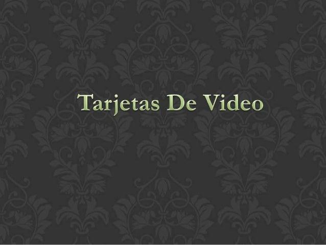 MDA: Las primeras tarjetas de vídeo presentaban sólo texto monocromo, generalmente enun agradable tono ámbar o verde fosfo...