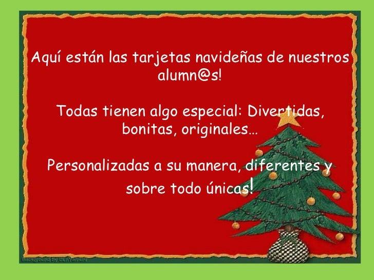 imagenes de tarjetas navideas