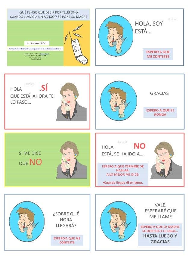 Tarjetas para hablar por teléfono
